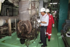 Overhoul Iner gas system