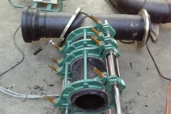 HDPE new mont Pipe Manufacturing