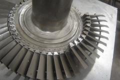 Manufactur Rotor Turbin