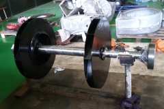 Manufacturing Rotor Blower