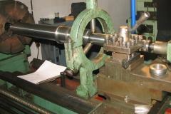 Manufacturing Shaft